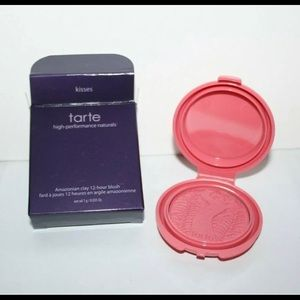 TARTE Amazonian Clay 12-Hour Blush in Kiss…